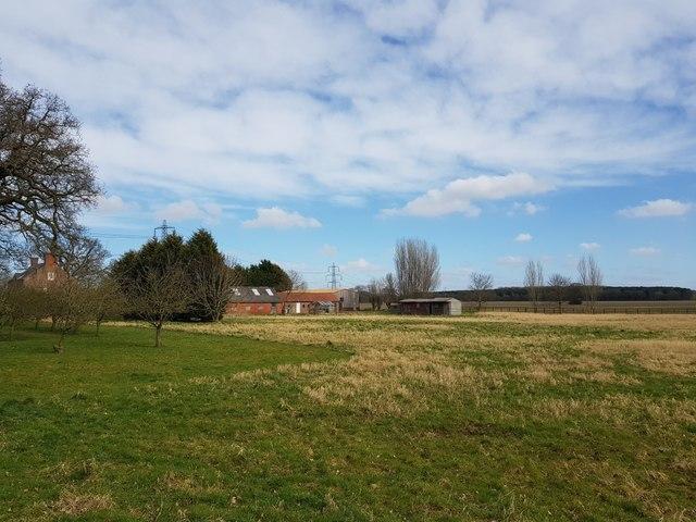 Towards White Carr Farm