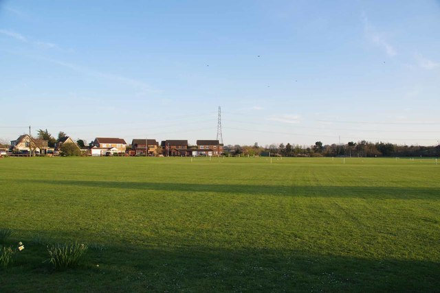 (Covid-19_34 Exercise) Belhus Cricket Club's Ground