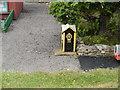 SU9391 : A miniature AA Telephone Box at Bekonscot Model Village by David Hillas