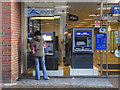 SS5533 : Automated Teller Machines at the Halifax Building Society by Roger A Smith