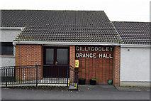H4174 : Entrance, Gillygooley Orange Hall by Kenneth  Allen