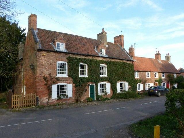 Ivy House, Ivyleaf and Ivy Cottages, Bulcote