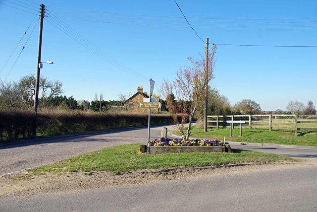 Brentwood Road & Doesgate Lane