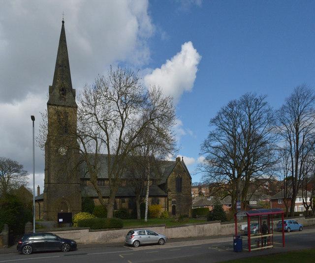 St. Luke's Church, Moorbottom, Cleckheaton