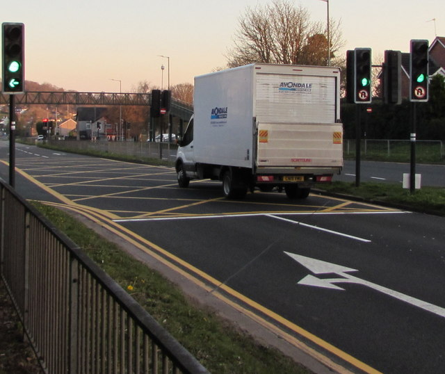 Avondale hire vehicle, Malpas Road, Newport