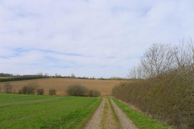 Bridleway to Keyham