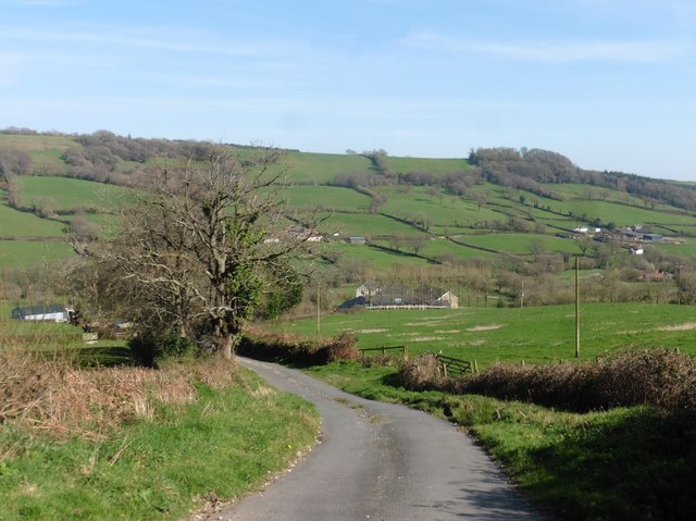 Offwell Brook Valley
