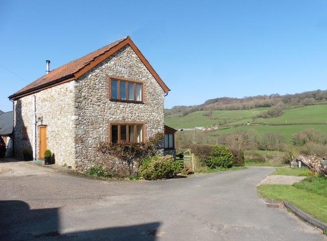 Cottage at Sawmills development