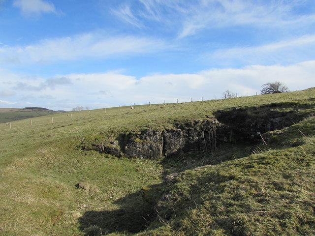 Old Quarry - Main Limestone & Richmond Chert
