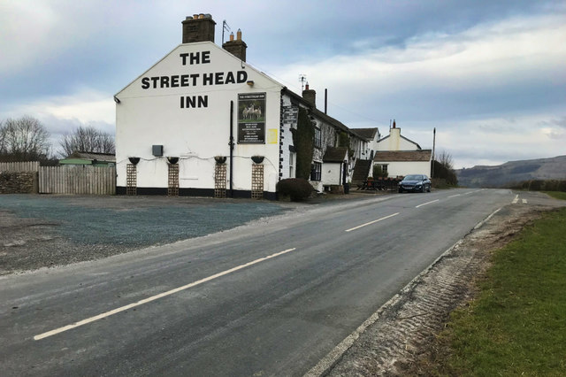 Street Head Bank, The Street Head Inn