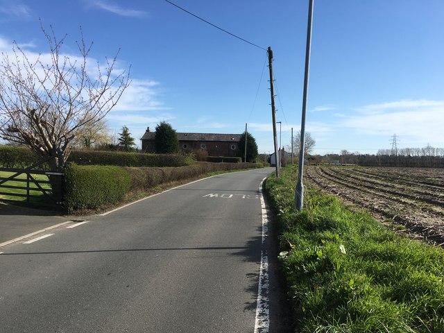 Mill House Lane, Croft