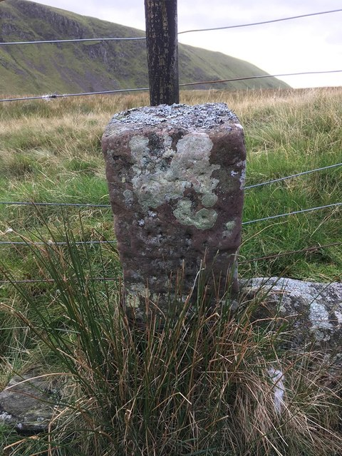 Old Boundary Marker