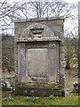 NJ7921 : George Skene Keith memorial, Keithhall Old Kirkyard by Bill Harrison