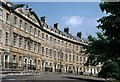 ST7466 : Somerset Place, Bath, 1966 by Alan Murray-Rust