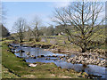 SD8780 : Yorkshire Dales, River Wharfe by David Dixon
