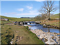 SD8780 : Langstrothdale, River Wharfe by David Dixon