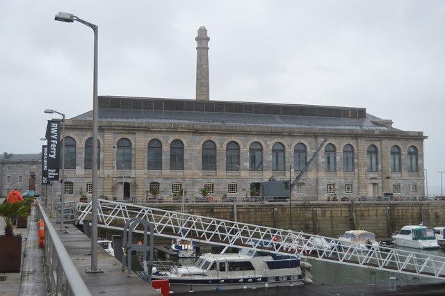 Royal William Yard - Brewhouse