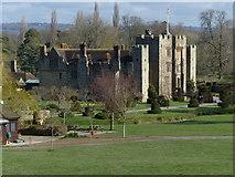 TQ4745 : Hever Castle by Chris Gunns