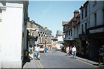 SU6351 : Basingstoke - Wote Street by Colin Park