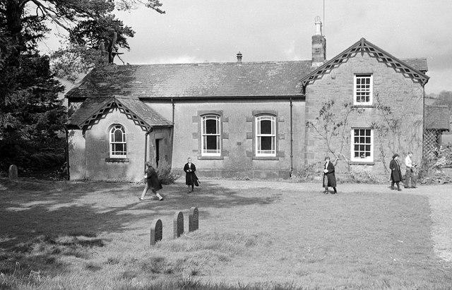 Quaker Meeting House, Preston Patrick