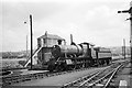 SS5532 : Former GWR mogul 2-6-0 6327 at Barnstaple loco shed, 1963 by Alan Murray-Rust