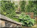 NT2473 : St John's, Edinburgh: middle and lower churchyard by Stephen Craven