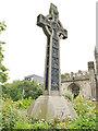 NT2473 : St John's, Edinburgh: Dean Ramsay's cross by Stephen Craven