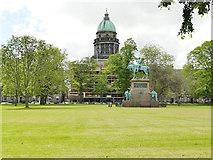 NT2473 : Charlotte Square, Edinburgh by Stephen Craven