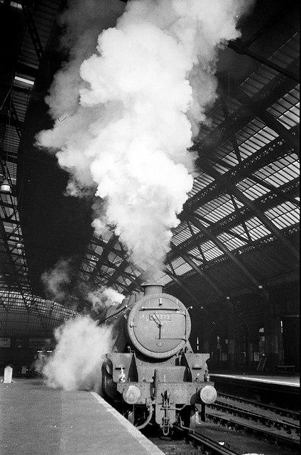 Morning departure, 1960