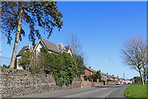 SO9096 : Goldthorn Hill south of Blakenhall in Wolverhampton by Roger  Kidd