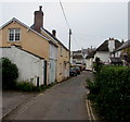 SY1287 : Heydons Lane, Sidmouth  by Jaggery