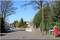 SO9096 : Goldthorn Road near Blakenhall in Wolverhampton by Roger  Kidd