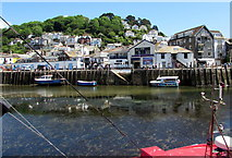 SX2553 : From West Looe to East Looe by Jaggery