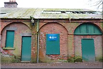 NO3901 : Former flax mill, Silverburn by Bill Kasman