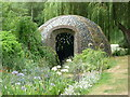 SO3656 : Bottle Grotto at Westonbury Mill Gardens by Fabian Musto
