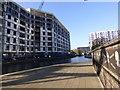 SJ8598 : New Islington Marina by Gerald England