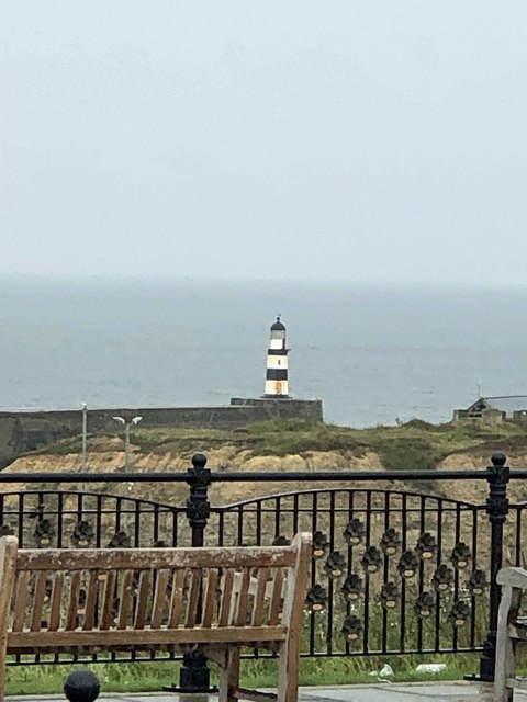 Seaham harbour lighthouse