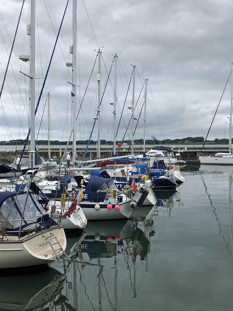Victoria Dock Caernarfon