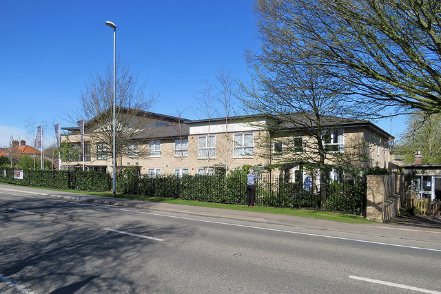 Great Shelford: The Cambridgeshire Care Home