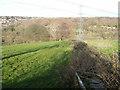 SE1124 : Footpath at Sunny Bank Lane, Southowram by Humphrey Bolton