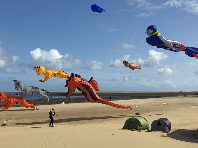 Festival of The Sky Cleethorpes