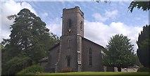 SD6279 : Holy Trinity church, Casterton by Colin Kinnear