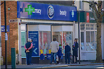 SS9512 : Tiverton : Boots Pharmacy by Lewis Clarke