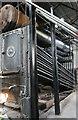 SU4924 : Twyford Waterworks - boiler by Chris Allen