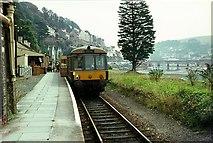 SX2553 : Looe Station, 1964 by Alan Murray-Rust