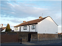 SE2434 : South End Guest House, Bramley by Stephen Craven