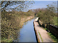 SD7706 : Manchester, Bolton and Bury Canal at Nickerhole by David Dixon