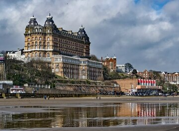 TA0488 : Scarborough : Grand Hotel by Julian Osley