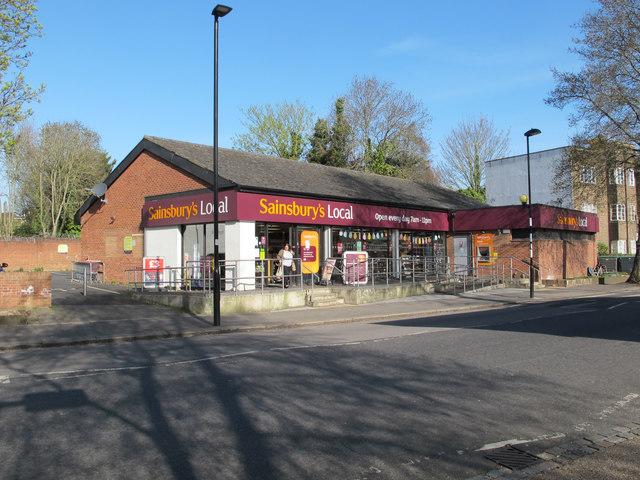 Sainsbury's Local Horn Lane Acton
