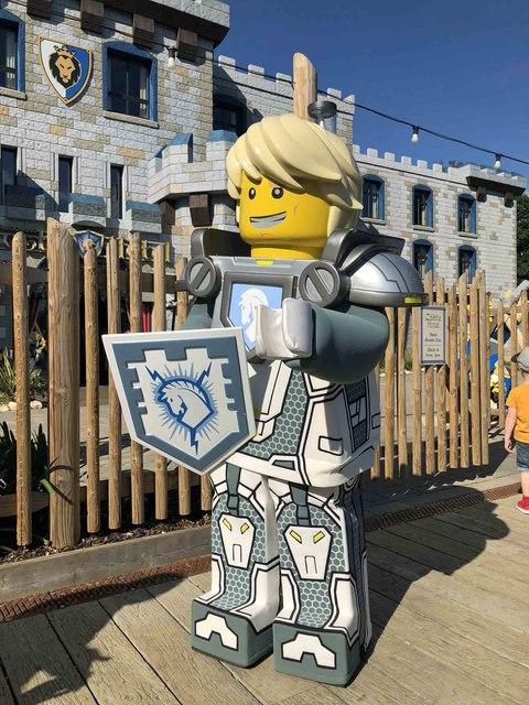 Legoland knight